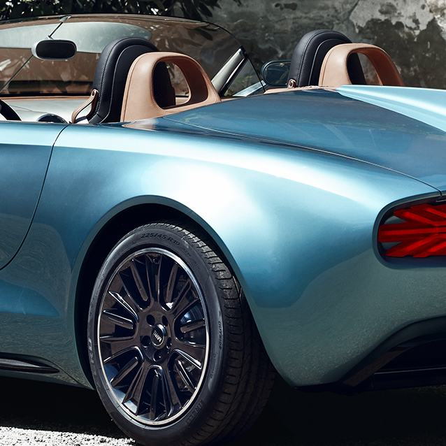 MINI Superleggera Vision bulldog beauty