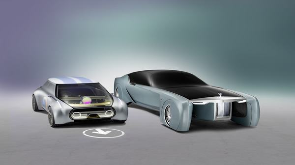 BMW GROUP PRESENT THE NEW TECHNOLOGY